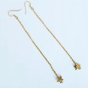 Jewelry - Sale⚡NWT antistress⭐earrings gold plated